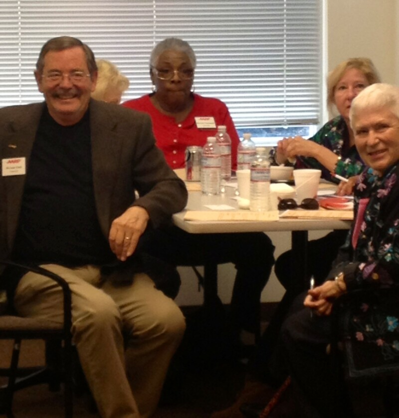 AARP Nevada volunteers