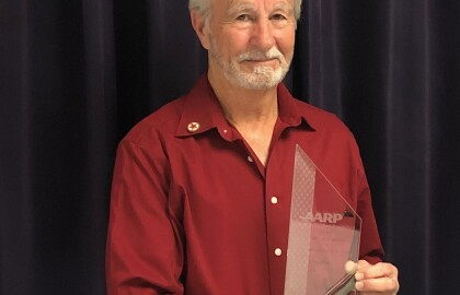 Nominate an Outstanding Volunteer for the AARP Kansas Andrus Award