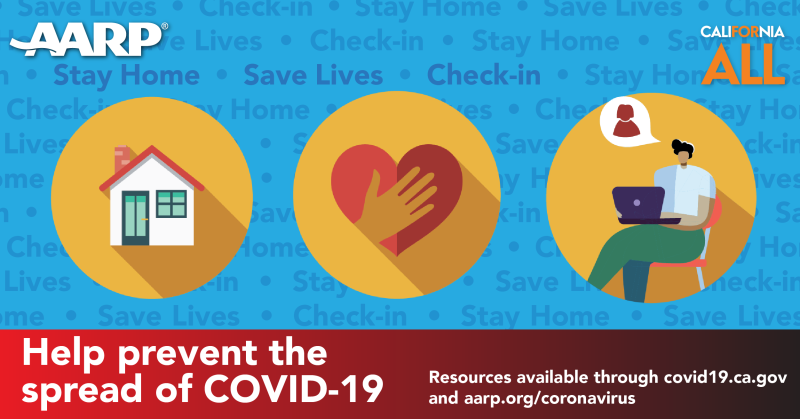 CA for All COVID-19 Resource Card