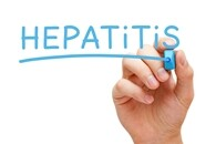 Hepatitis Blue Marker