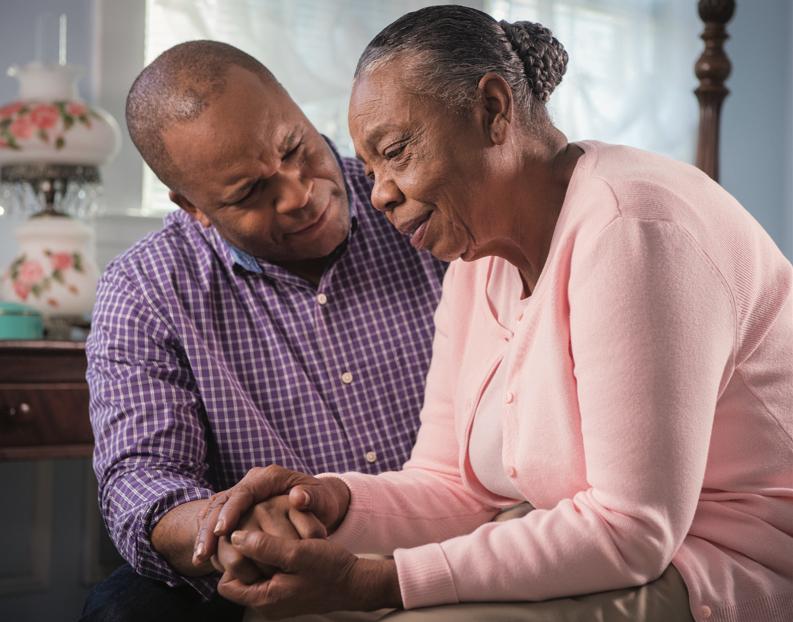 AARP VI Caring for the Caregivers Workshops