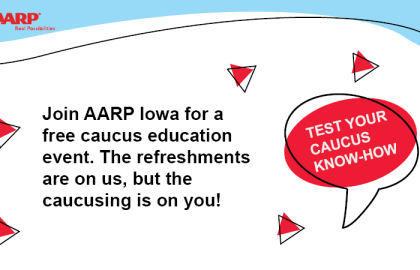 Iowans Prep for 2020 Presidential Caucuses