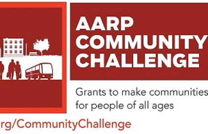 AARP Community Challenge Grants will Make Improvements for all Ages