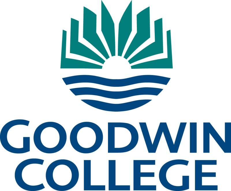 Goodwin-V Logo 2PMS Solid