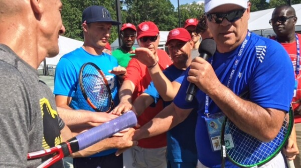 Tennis Group with Wayne Bryan