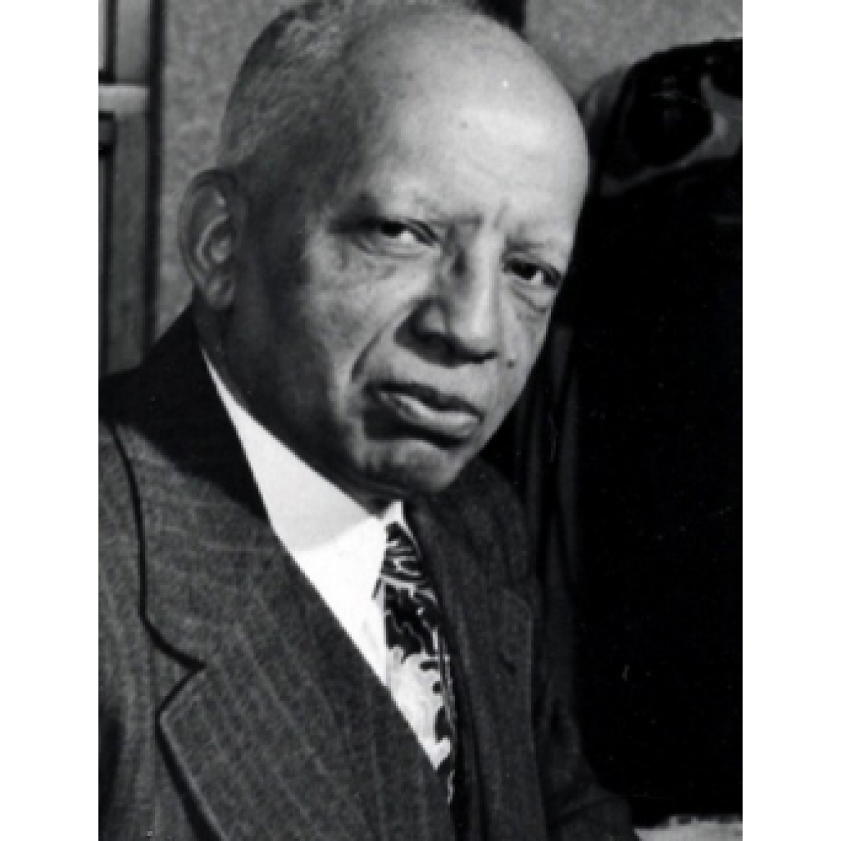 Dr Carter G Woodson The Father Of Black History Has Strong
