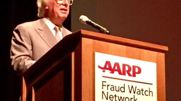 Frank Abagnale at MCPA