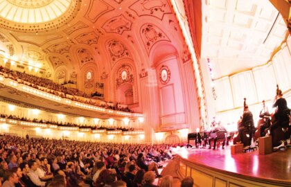 AARP in St. Louis at the St. Louis Symphony