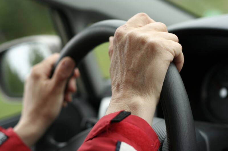 Stay safe behind the wheel!