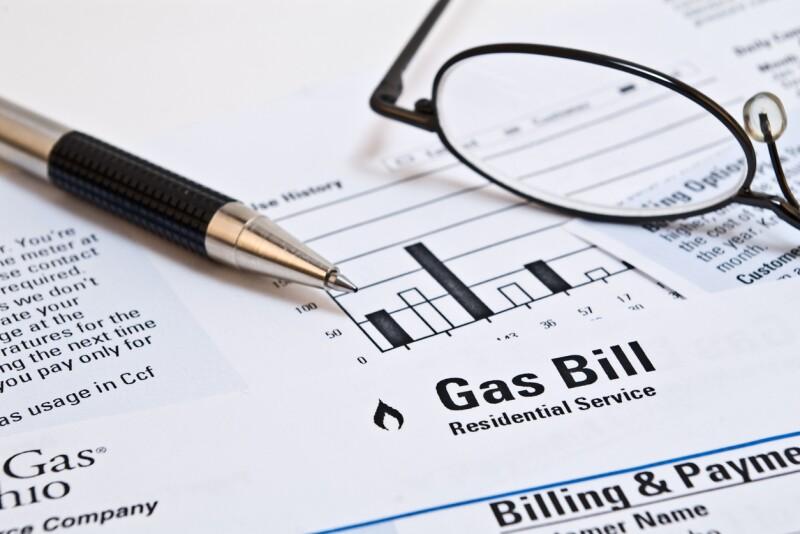 Gas Bill
