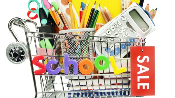 Back to School Supplies Sale Hz