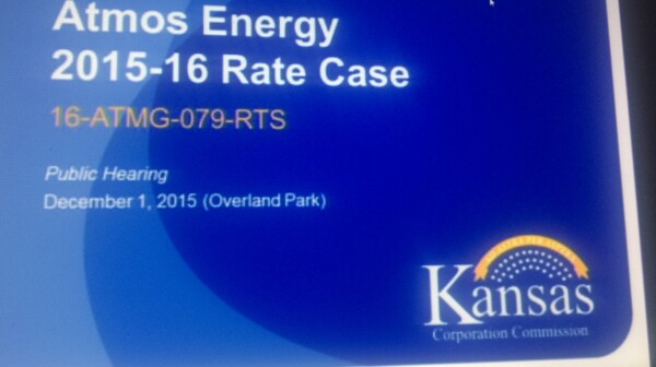Atmos Energy rate hearing 2015