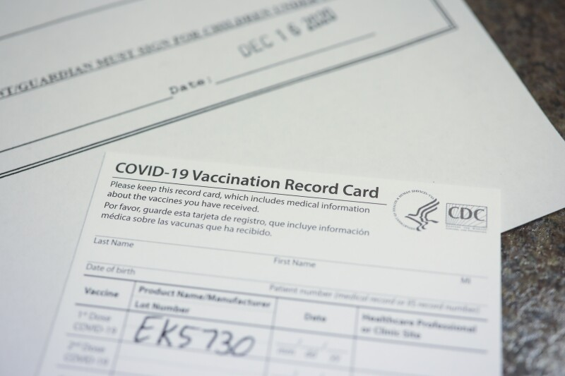 Perry Memorial Hospital Administers Covid-19 Vaccine To Healthcare Workers