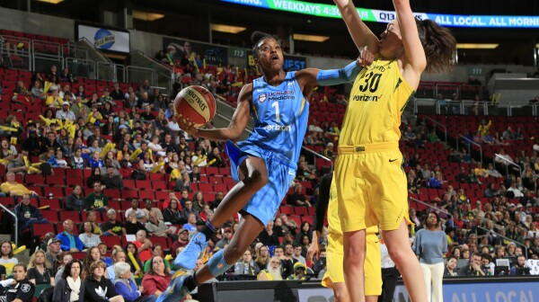 Chicago Sky v Seattle Storm