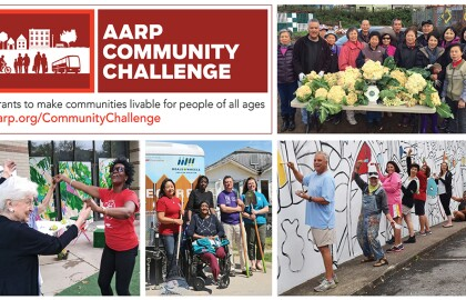 "AARP California Announces Grant Opportunity for ""Quick-Action"" Projects!"