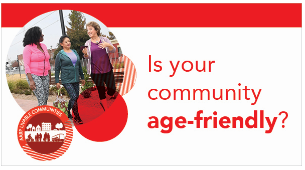 is your community age-friendly