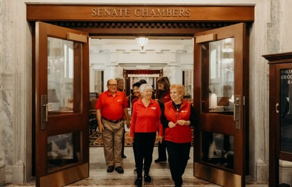 Join us for a Day at the Idaho Legislature
