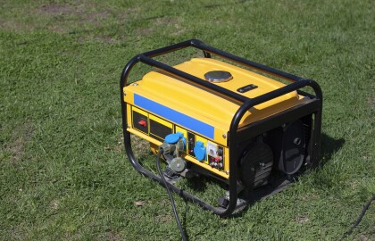 Stay Safe When Using Portable Generators