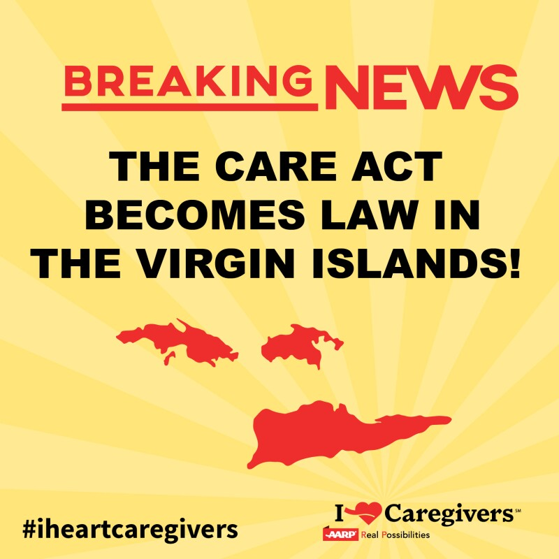VI Passes the CARE Act