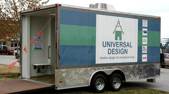 Universal Design Mobile Display