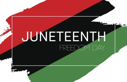 Reflections on Juneteenth – 'A Path Toward Equality and Justice For All'