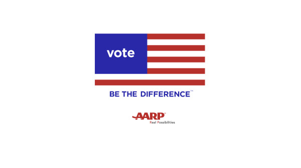 AARP_Voter_ Ed_Slogan_Graphic_Treatment_Be_the_ Difference_4.18.18 copy
