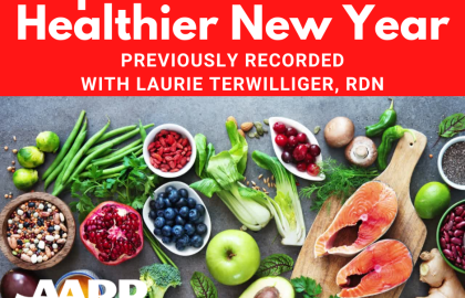 ICYMI--Tips & Tricks for a Healthier New Year & YOU