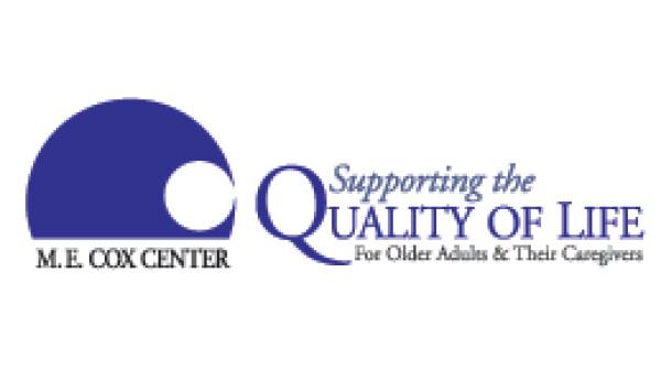 ME Cox Center Logo
