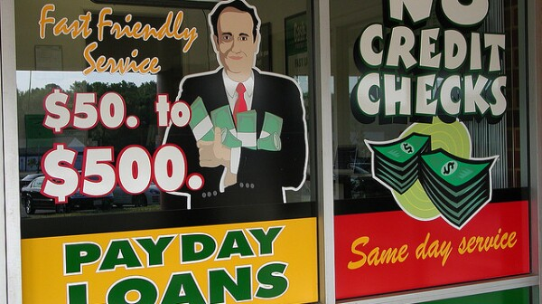 payday lending photo