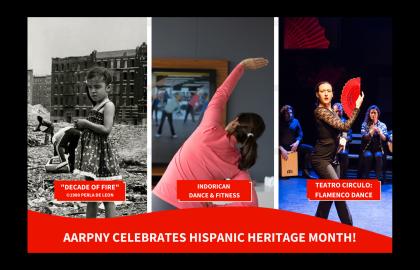 AARPNY Celebrates 2021 Hispanic Heritage Month