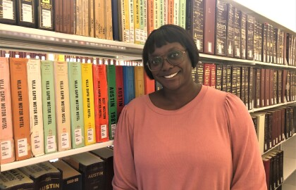 Talking Book Program Offers Independence for Many Older Texans