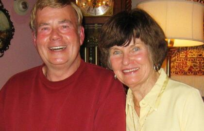 LaNeta and Stan Carlock Earn AARP Nebraska's Highest Volunteer Award for Community Service