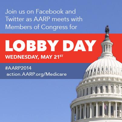 Lobby Day May 21