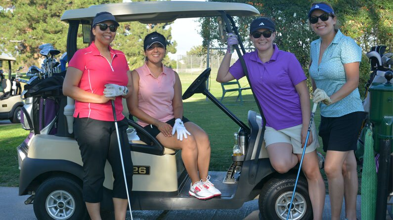 Latina Golfer Assoc. Photo