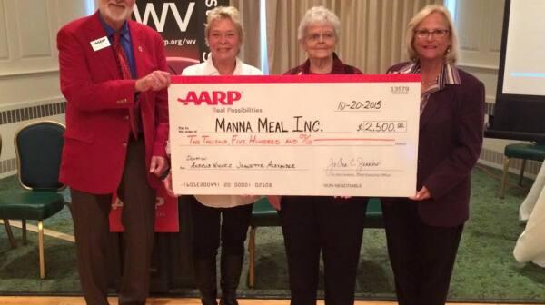 AARP WV - Andrus Award 2015