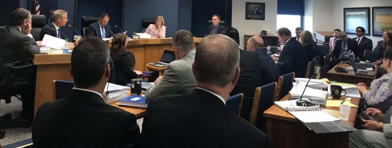 ND_Utility Rate Hearing
