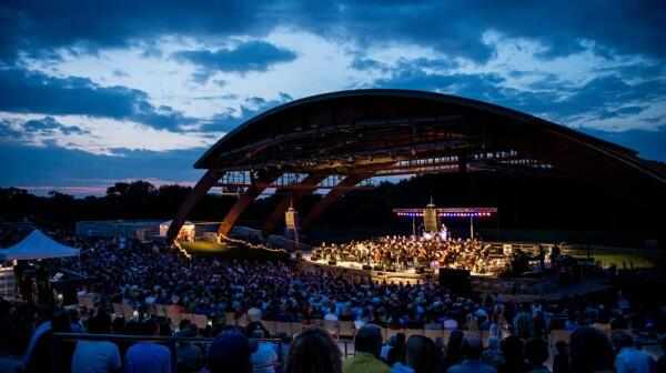 Bluestem Amphitheater
