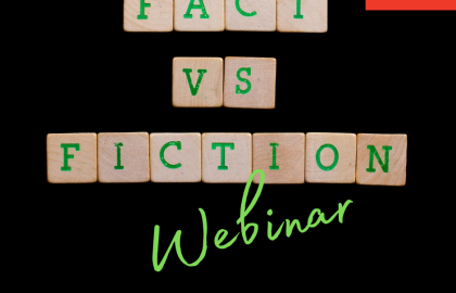 Fact vs. Fiction Webinar--10/15