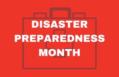 National Preparedness Month