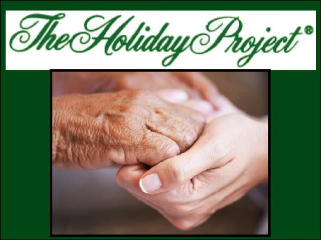 Holiday Project Logo with Picture