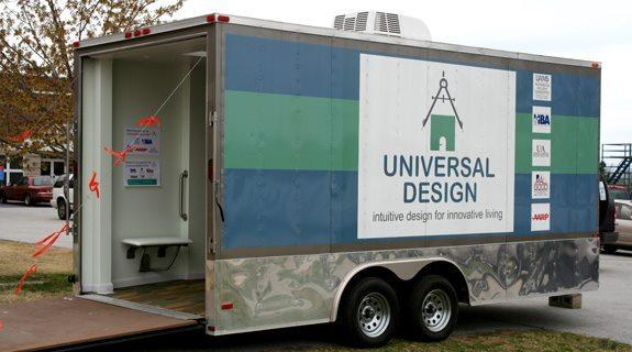Universal Design Mobile Display