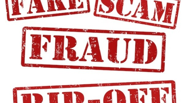 Avoid scams and fraud - join the network now