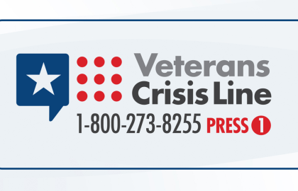 AARP offers free resources for military caregivers grappling with stress, suicidal thoughts