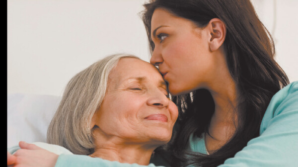caregiver and mother