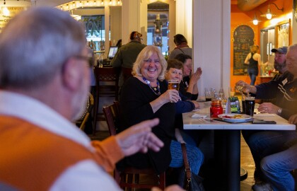 In Michigan, Combating Social Isolation with Beer