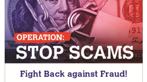 Photo Operation, Stop Scams