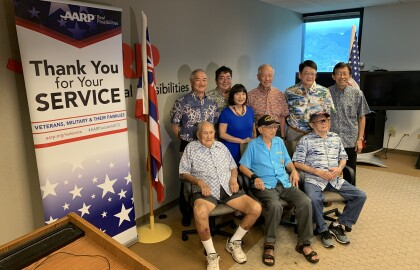 Chinese American World War II Vets to Receive Congressional Gold Medal