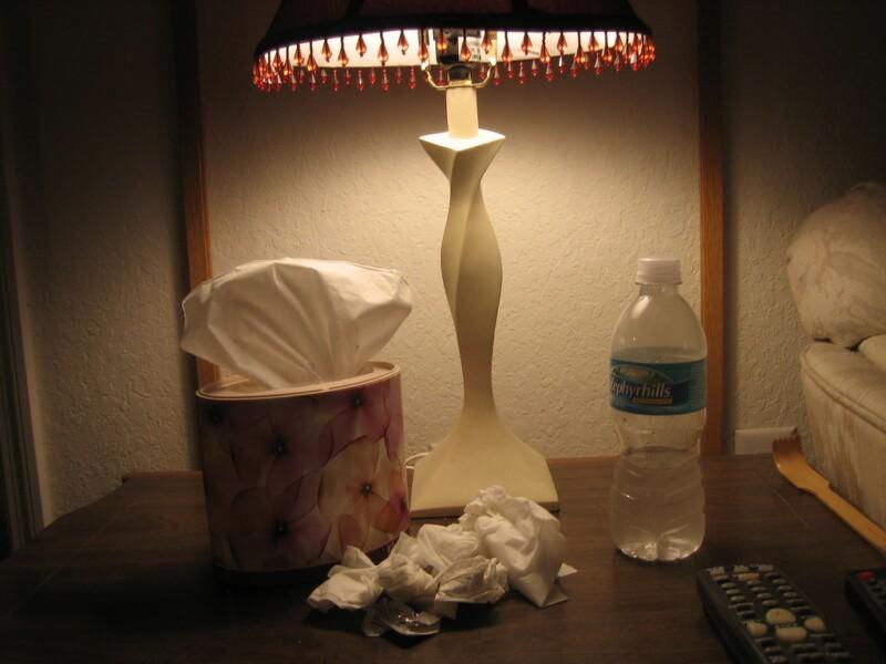 Be careful for flu season!