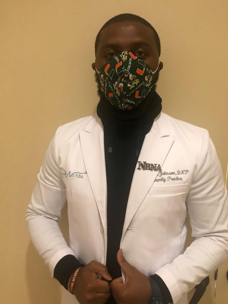 Dr. Julius Johnson