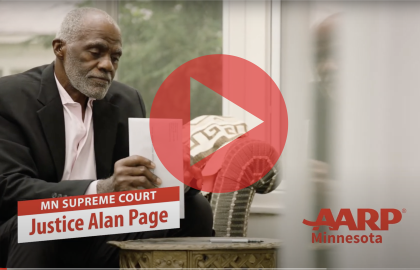"""""""Voting matters. Casting your ballot matters."""" Justice Page Implores in New Video"""